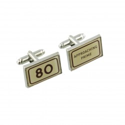 Approaching Time - 80 - Cufflinks
