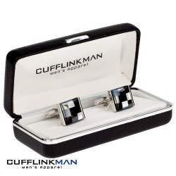 The Chequered Past Cufflinks