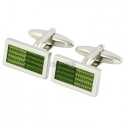 Emerald Zonda Cufflinks
