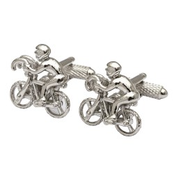 Keen On Cycling Cufflinks