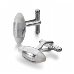 DALVEY - Designer Zeppelin Mother of Pearl Cufflinks
